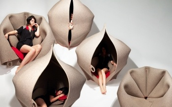 """The escape chair 