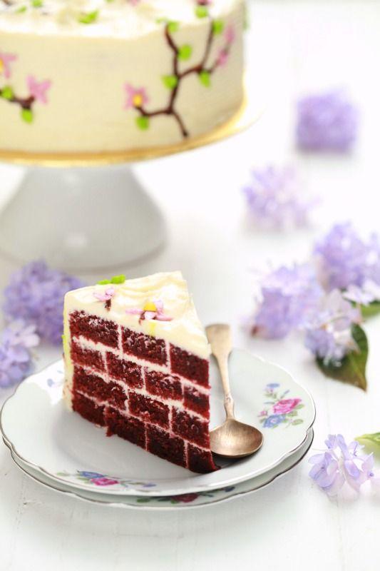 Velvet Cake Decor : 17 Best images about Cake designing tutorials on Pinterest ...
