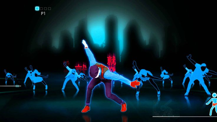 Fine China - Chris Brown - Just Dance 2014 (Wii U) (+playlist)