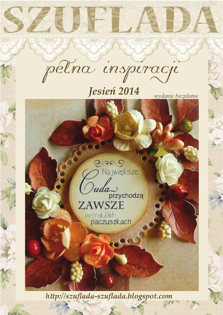 Jesień 2014  Szuflada Pełna Inspiracji  magazyn http://szuflada-szuflada.blogspot.com/