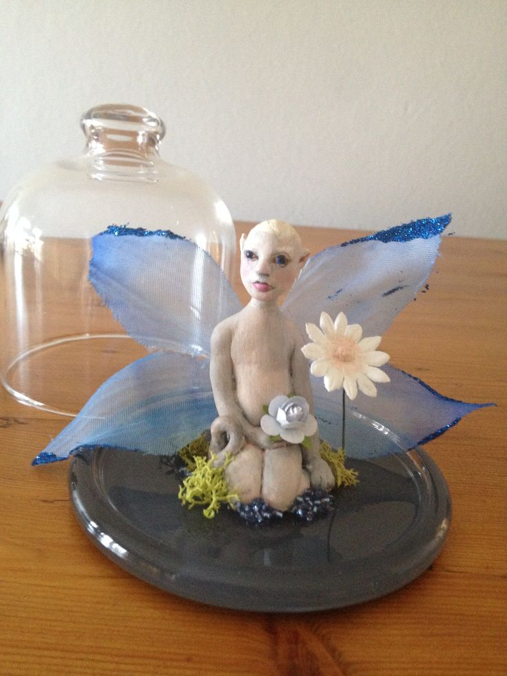 Captured fairy https://www.facebook.com/FantasyCreationsbyShellyBode