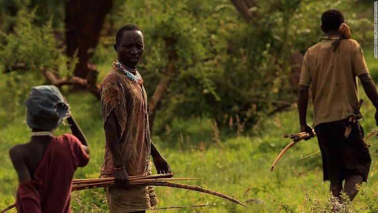 What a hunter-gatherer diet does to the body in just three days The Hadza people live in a remote part of Northern Tanzania. They have lived in the area for thousands of years, and represent one of the oldest lineages of mankind.