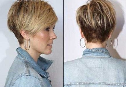 Colors for Short Hairstyles   2013 Short Haircut for Women