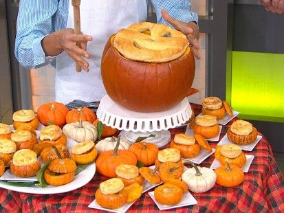 Carla Hall's Pan-Fried Dumplings Recipe | The Chew's Carla Hall - ABC News