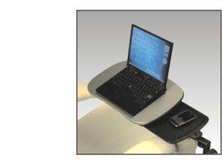 Acessórios para poltronas reclináveis - mesa para laptop (work station)