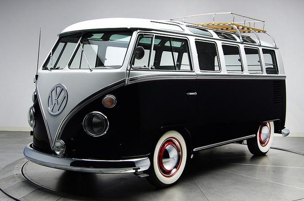 1963 Vw 21 Window Deluxe Samba Bus S