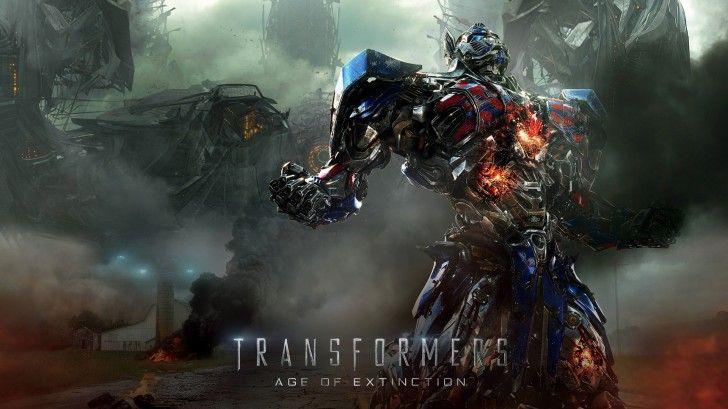 Optimus Prime Transformers 2014 Age of Extinction 1920×1080