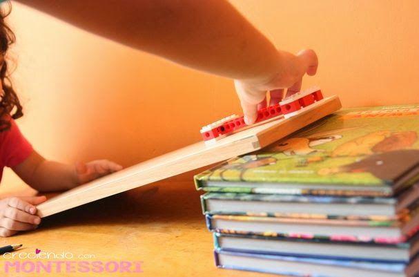 Lego Education 9689 Máquinas Simples - Ruedas y Ejes - Creciendo con Montessori