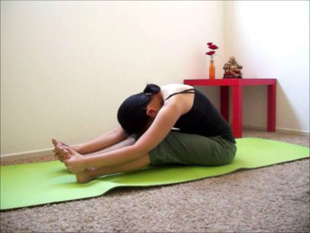 Yoga for Vertigo Relief