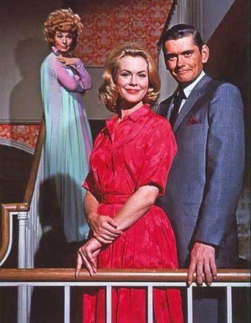 Bewitched | Samantha | Darin |  Endora...Dick York was definitely my favorite Darrin