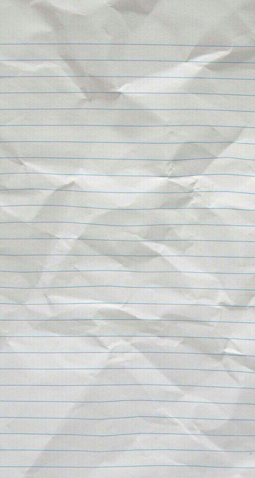 Paper  Wattpad: MariOnett_Br