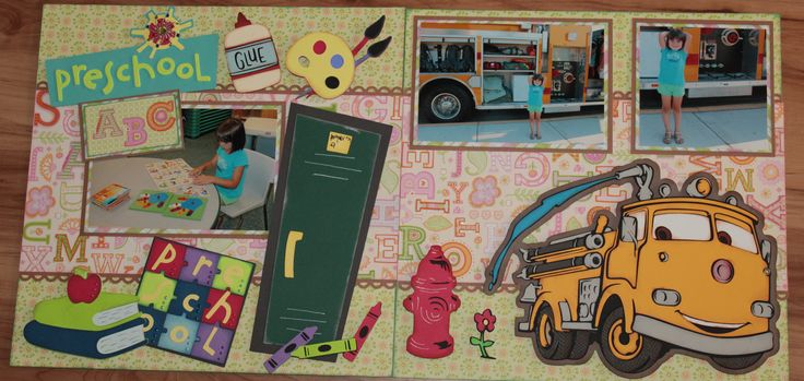 preschool layout, Locker talk and cars cricut