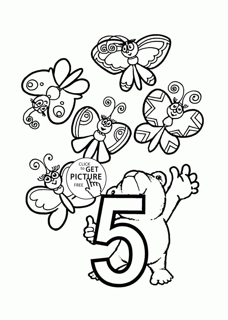 104 best AlphabetNumbers coloring pages images on Pinterest