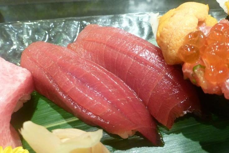 ชอบที่นี่ตรงความสด และคุณภาพปลา  ที่ ร้านอาหาร Kaizen Sushi & Hibachi