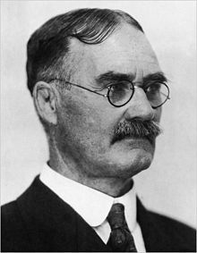 November 6, 1961 – The U.S. government issues a stamp honoring the 100th birthday of James Naismith. Dr. James Naismith (November 6, 1861 – November 28, 1939) was a Canadian-American sports coach and innovator. He invented the sport of basketball in 1891 and is often credited with introducing the first football helmet. He wrote the original basketball rulebook, founded the University of Kansas basketball program, and lived to see basketball adopted as an Olympic demonstration sport in 1904.