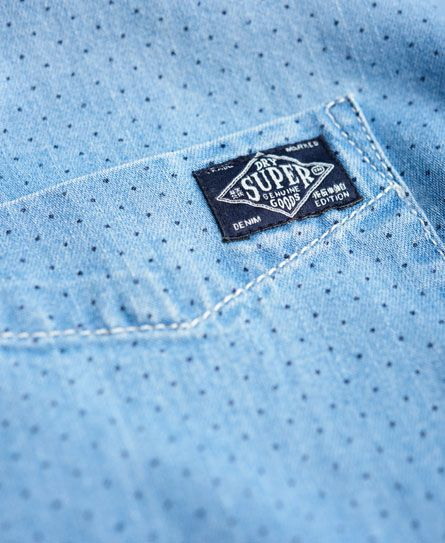 Superdry London Loom Shirt