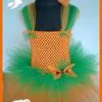 Gorgeous pumpkin halloween outfit for age 0 and up! Please enquire for prices. By Monika's Magic Craft