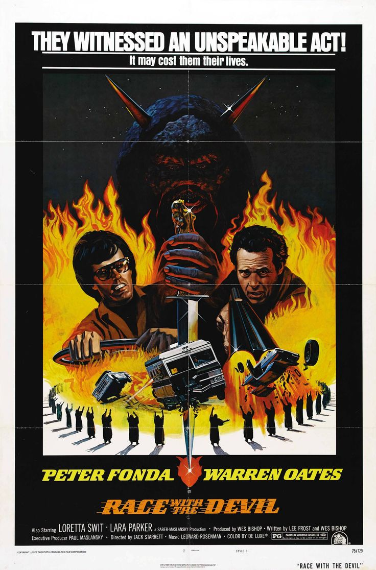 Race With the Devil (1975).