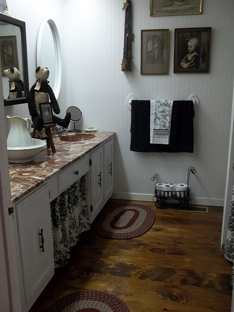 101 Best Images About Heirloom Bathrooms On Pinterest