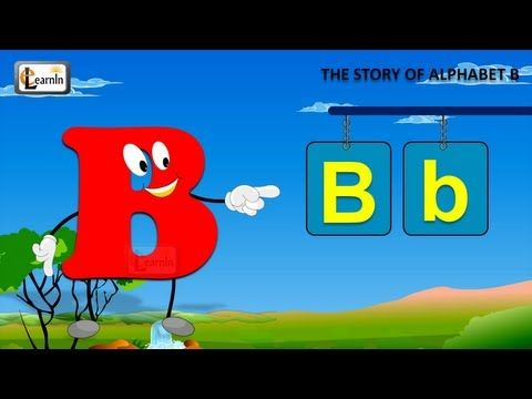 The B Song | Letter B song | Story of letter B | Abc songs | Learning english alphabet for children