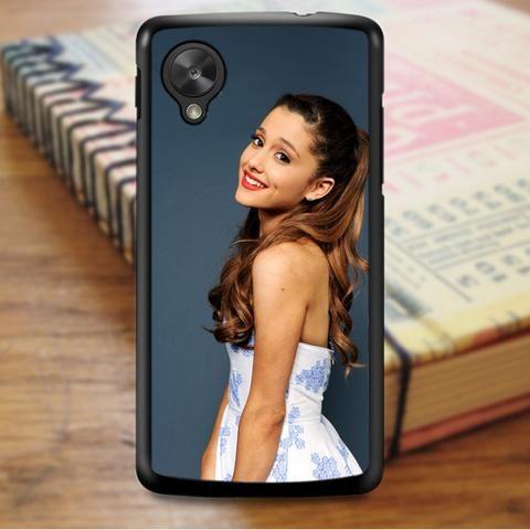 Ariana Grande Smile Cute Nexus 5 Case