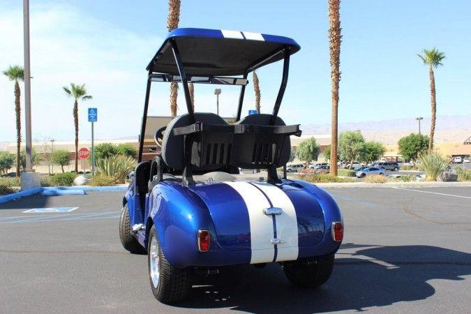 Shelby Cobra - Tecnogolf-Carritos de Golf EZ-GO,CUSHMAN,CADDYSHACK,GARIA,BADBOY, utilitarios, alimentos y bebidas, consumidor, de lujo, deportivos