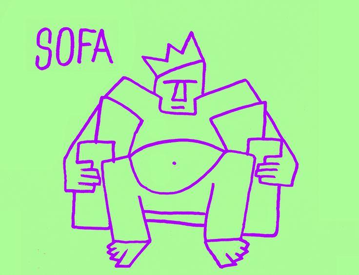 Sofa King, epileptic gif - http://typeforce.org/