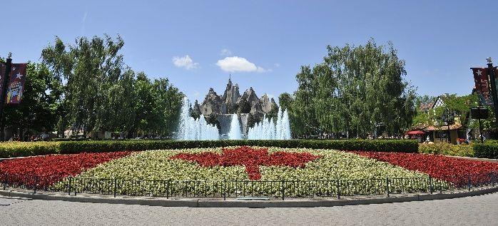 Family Fun at Canada's Wonderland