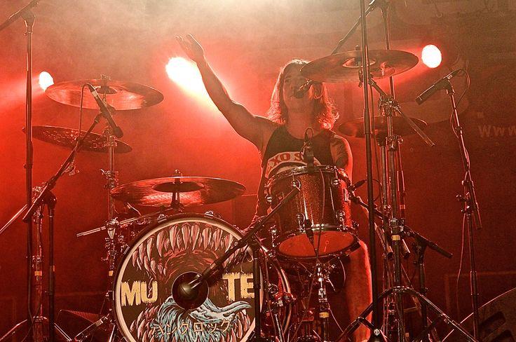 Mute Festival Envol Et Macadam  Jeudi 10 septembre 2015  #Festival #Québec #Punk #Rock #Live #Show #EnvoletMacadam #Planetrox #Music   Photo par : Francois O. Valenti