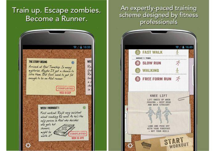 Zombies, run ! - Applications de running : notre top 10 - Elle