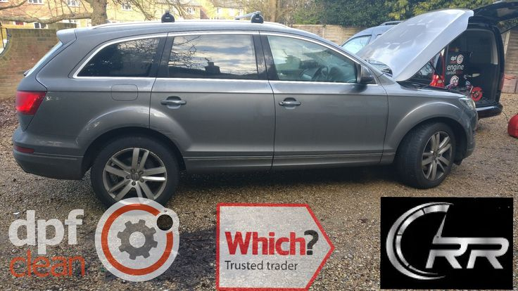 An Audi Q7 3.0 TDi that was having DPF related issues, the garage advised to get it cleaned. We attended, saw the DPF Pressure sensor was faulty and that the DPF while pretty full did not warrant a full DPF Clean, so a Which? Trusted Traders approved Engine Carbon Clean was done to get the entire induction, combustion and exhaust system in good order, the sensor will be changed before the car is driven to France next week.   #Audi #Q7 #carbonclean #enginecarbonclean #followthecog…