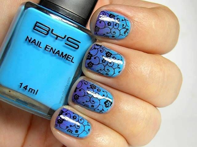 Blue Coral Nail Designs 2014   Nail Design Stickers Nail Designs 2014 Tumblr Step By Step For Short ...
