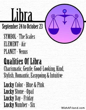 Sign Libra Goes Zodiac What With that contingent prospects