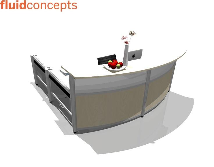 Reception Stations. Q912-5233-O2-V3.  Visit www.fluidgroup.com