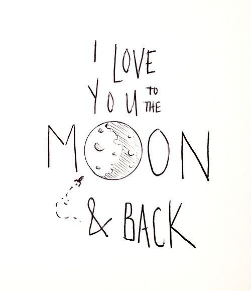 I truly love you to the moon and back... thats awkward but i just wanted to tells uuuuu!!!... okay ..Byee
