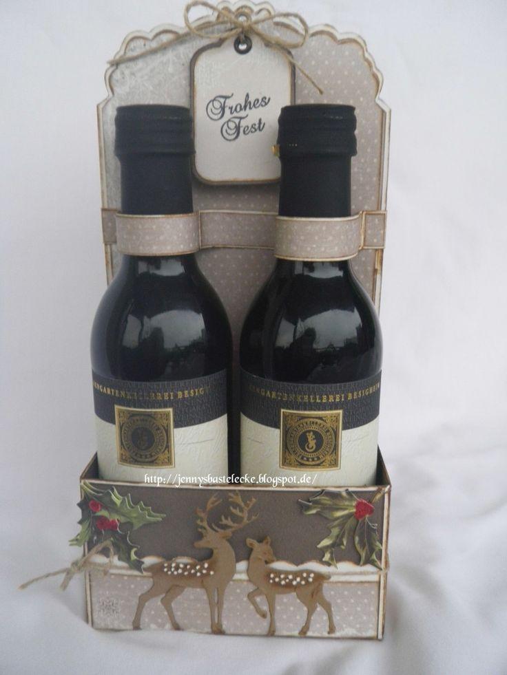 Weinflaschenbox