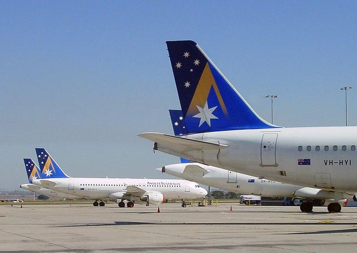 Australia's first commercial airline, Ansett Airlines ceased operations on 14 September 2001, two days after the company went into administration.