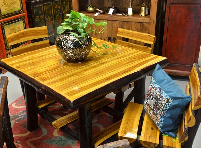 Best dining tables images on pinterest room
