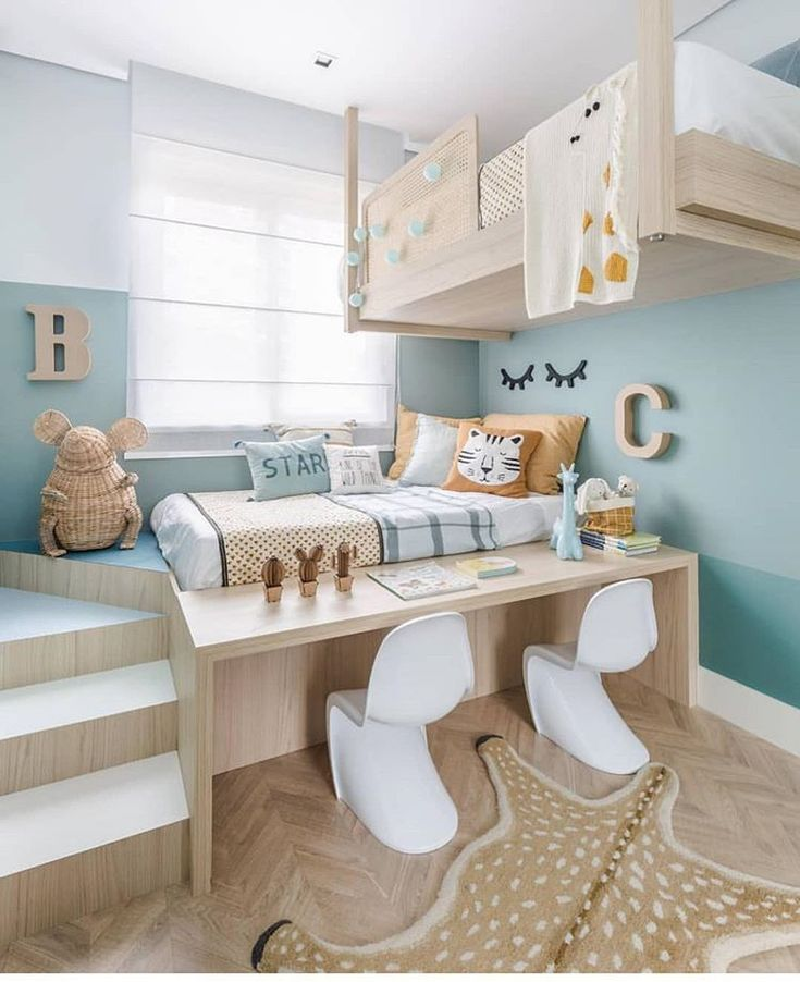 Discover more inspirations for interior design of kid's bedrooms with Circu Magical furniture: CIRCU.NET