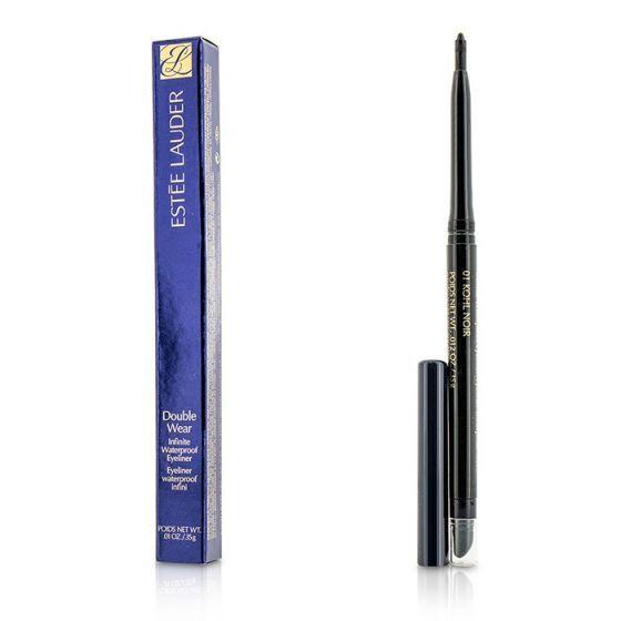 Estee Lauder - Double Wear Infinite Водостойкая Подводка для Глаз - # 01 Kohl Noir 0.35g/0.012oz
