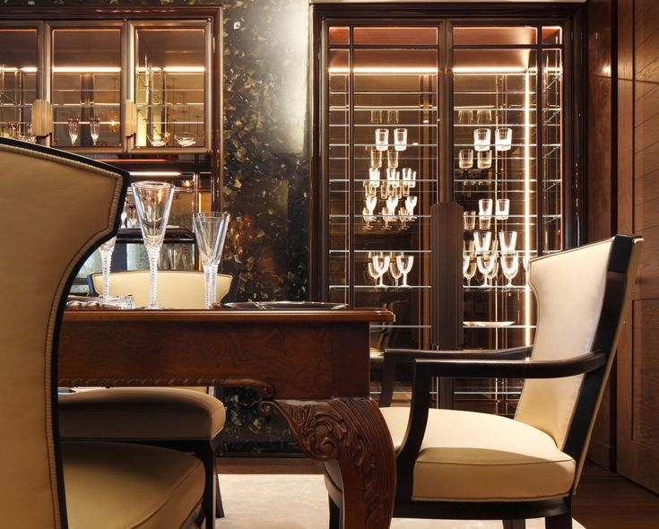 One Hyde Park, Knightsbridge | restaurant interior design, restaurant, modern design | #dreamrestaurant #interiordesign #decorinspiration | More: http://www.designcontract.eu/landing/100-best-restaurant-interior/