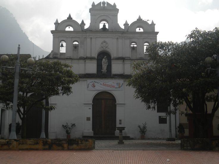 Iglesia de Las Aguas, Bogotá, D.C. Año 2011.