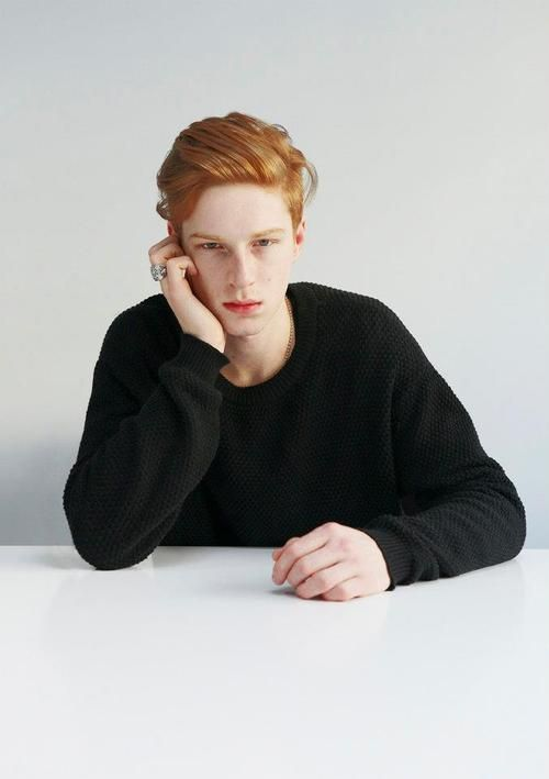 Race Imboden | backstage at Louis Vuitton FW13 photographed by Brett Lloyd