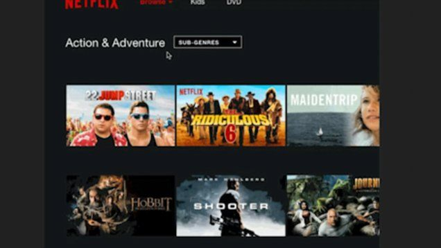 How to browse Netflix secret sections WITHOUT finding codes: Chrome plugin allows 'super browsing'.