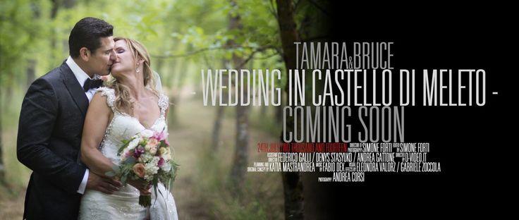 weddings at Castello di Meleto