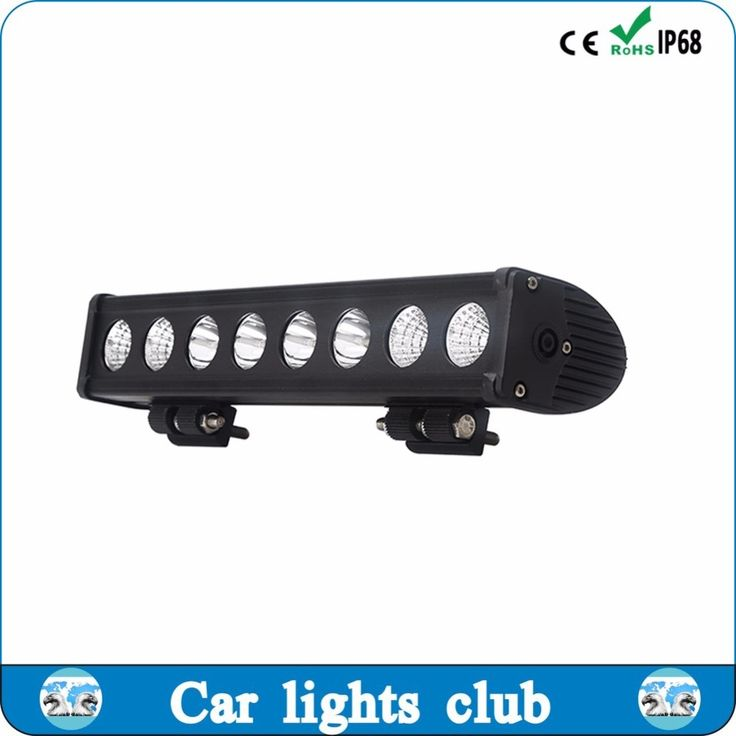 Made in China High power SUV Off road Car Boat Cheap LED light Bar