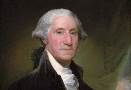 FUN FACT: George Washington's Teeth Were Made Of What?