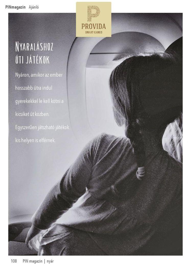 #ClippedOnIssuu from Pin magazin no.8   2014 NYÁR