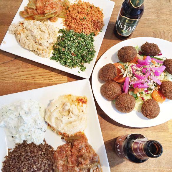 Vegetar i København part 3: Liban Cuisine på Rantzausgade