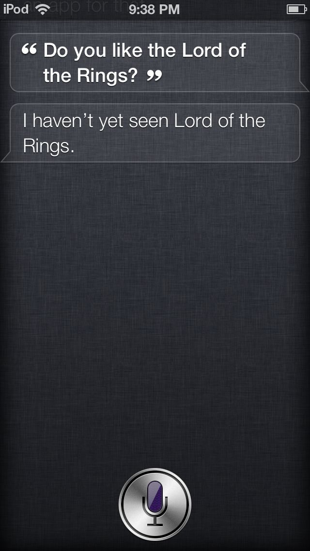 No wonder Siri talks in such a monotone voice. She's deprived of happiness.